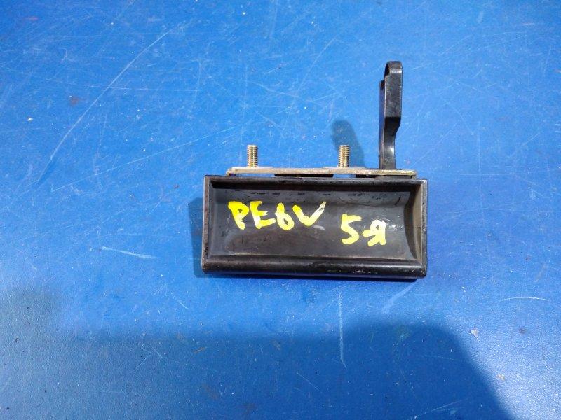 Ручка задней двери Mitsubishi Delica PE8W задняя