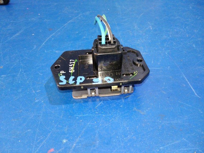 Реостат Toyota Vitz SCP90