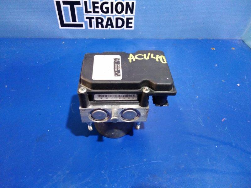 Блок abs Toyota Camry ACV45 2AZFE