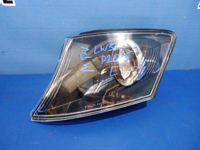 Габарит Mazda Mpv LW5W передний левый