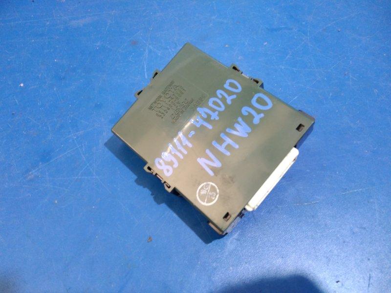 Электронный блок Toyota Prius NHW20