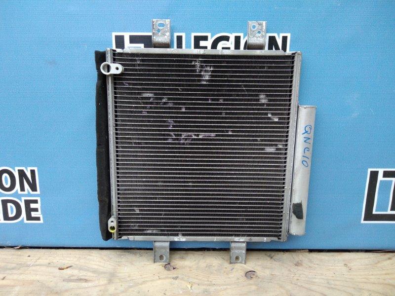 Радиатор кондиционера Toyota Passo KGC10 K3VE