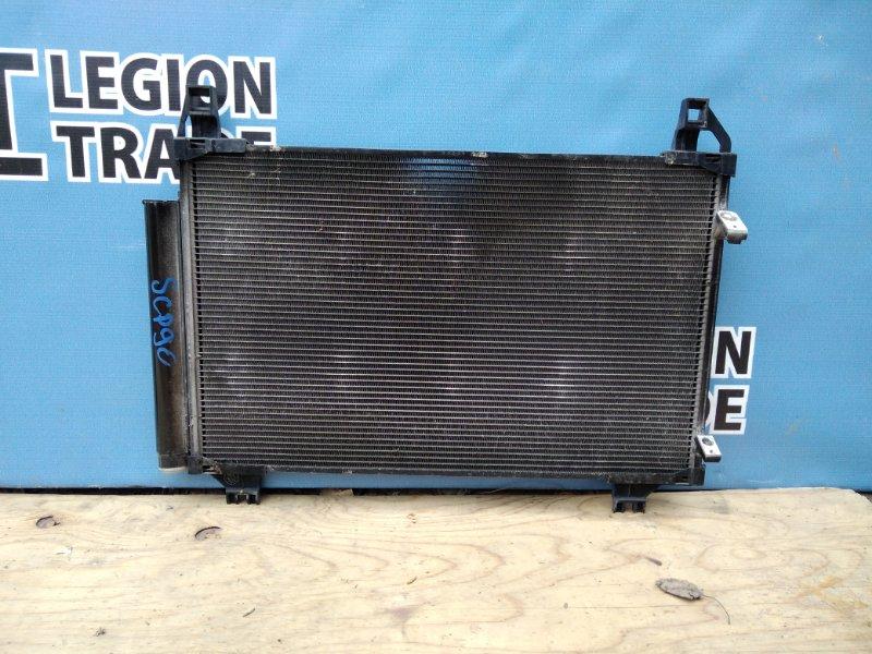 Радиатор кондиционера Toyota Vitz SCP90 1SZFE