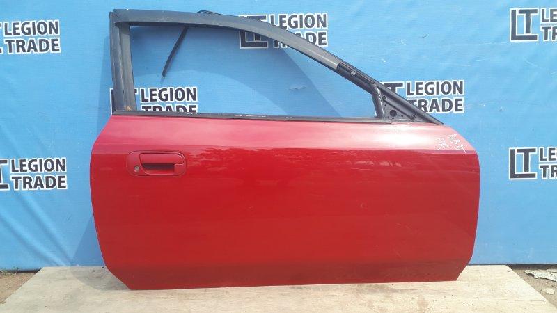 Дверь Honda Prelude BB5 передняя правая