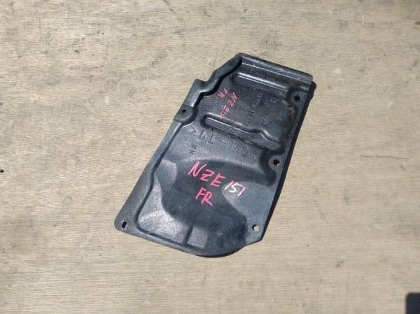Защита двигателя Toyota Auris NZE151 1NZFE 2009.05 передняя правая