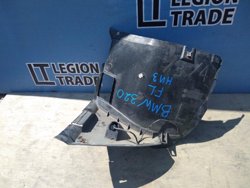 Подкрылок Bmw 320 передний левый нижний