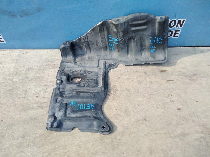 Защита двигателя Toyota Marino AE101 4AFE 1995.02 передняя правая