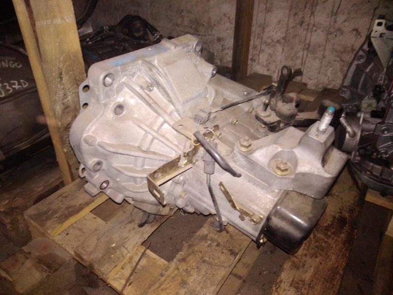 Мкпп Mazda Demio DY3W ZJVE 01.2006