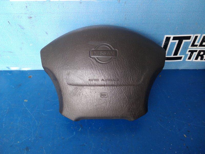 Airbag на руль Nissan Terrano RR50 QD32TI 1997.04
