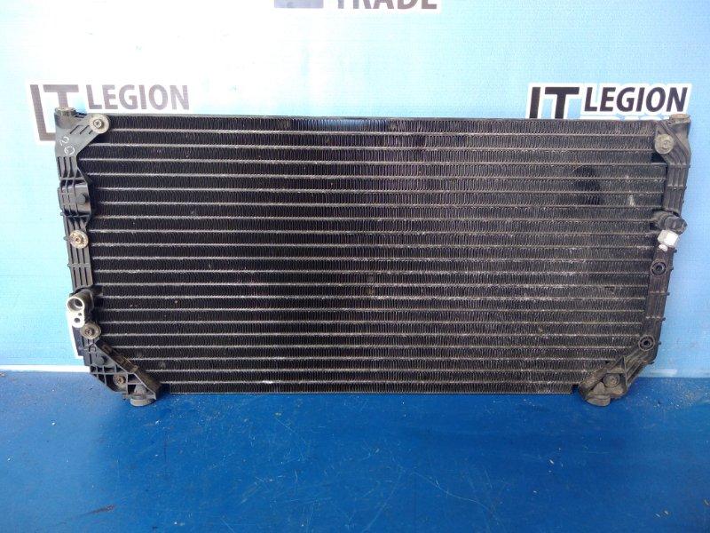 Радиатор кондиционера Toyota Marino AE101 4AFE 1995.02