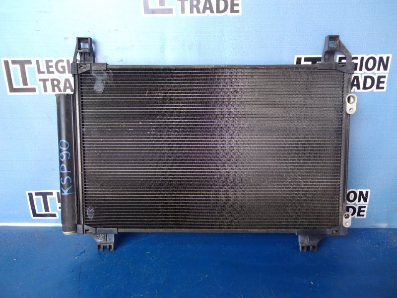 Радиатор кондиционера Toyota Vitz SCP90 1KRFE
