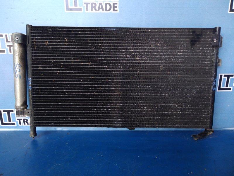 Радиатор кондиционера Subaru Forester SG5 EJ202DWSAE