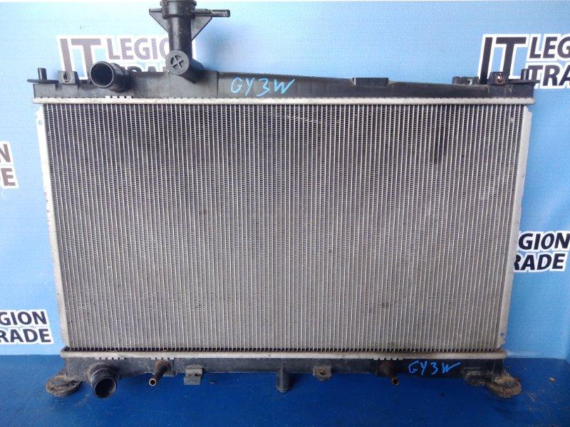 Радиатор основной Mazda Atenza GY3W