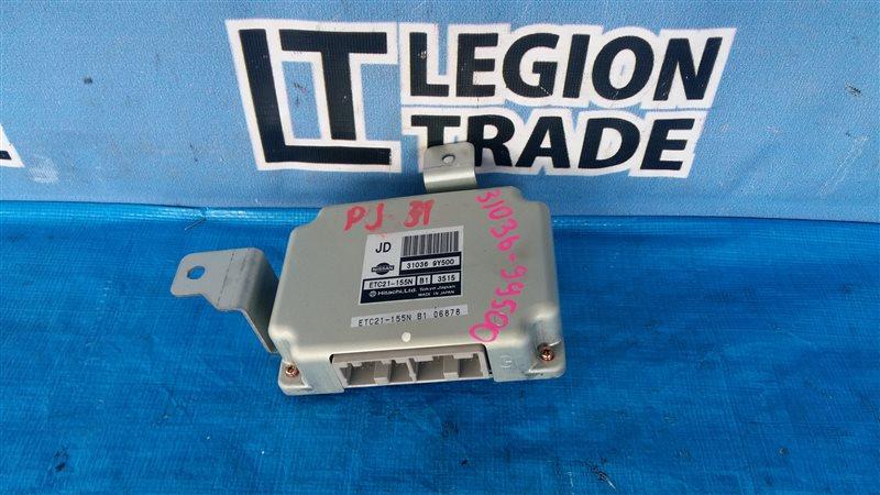 Блок переключения кпп Nissan Teana PJ31 VQ35DE