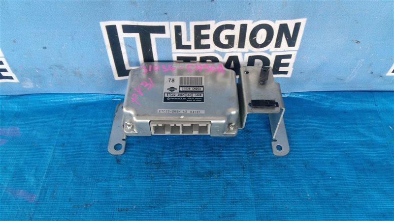 Блок переключения кпп Nissan Presage PU31 VQ35DE