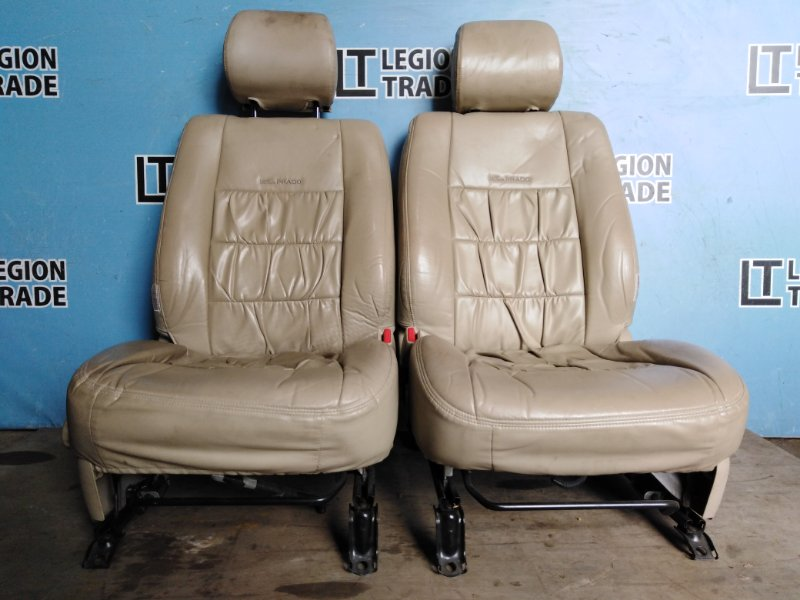 Сидение Toyota Land Cruiser Prado GRJ120
