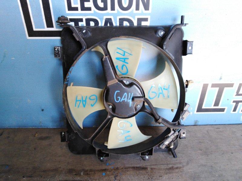 Диффузор радиатора Honda Capa GA4 D15B правый