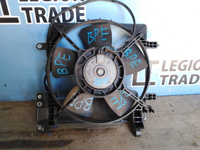 Диффузор радиатора Subaru Outback BPE EZ30 левый