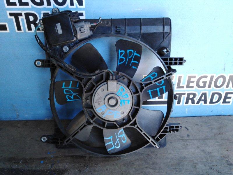 Диффузор радиатора Subaru Outback BPE EZ30 правый