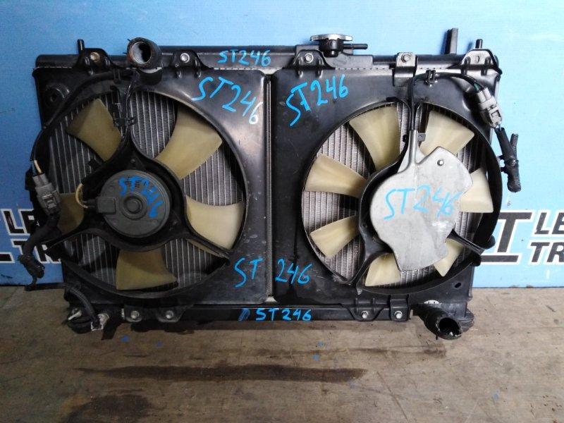 Радиатор основной Toyota Caldina ST246 3SGTE