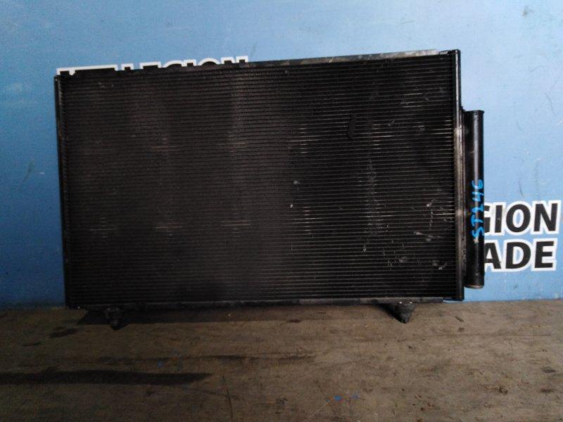 Радиатор кондиционера Toyota Caldina ZZT241 3SGTE