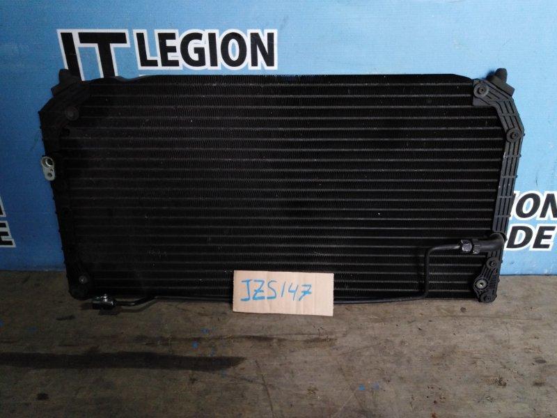 Радиатор кондиционера Toyota Aristo JZS147 2JZGE