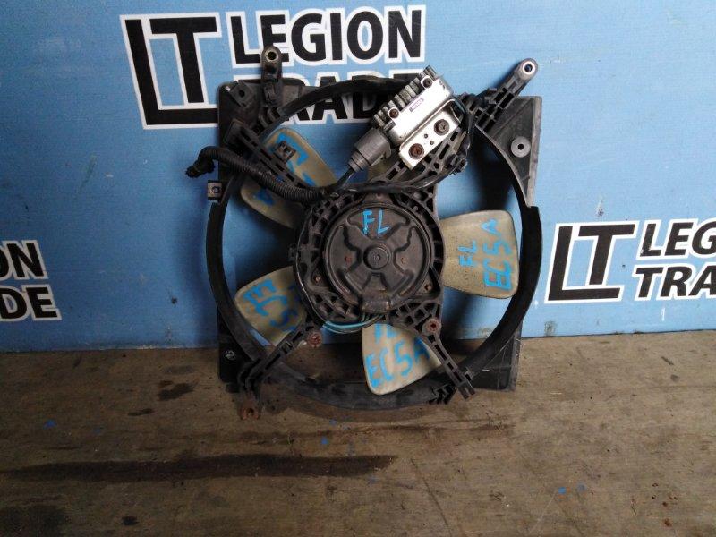 Диффузор радиатора Mitsubishi Legnum EC5A 6A13TT передний левый