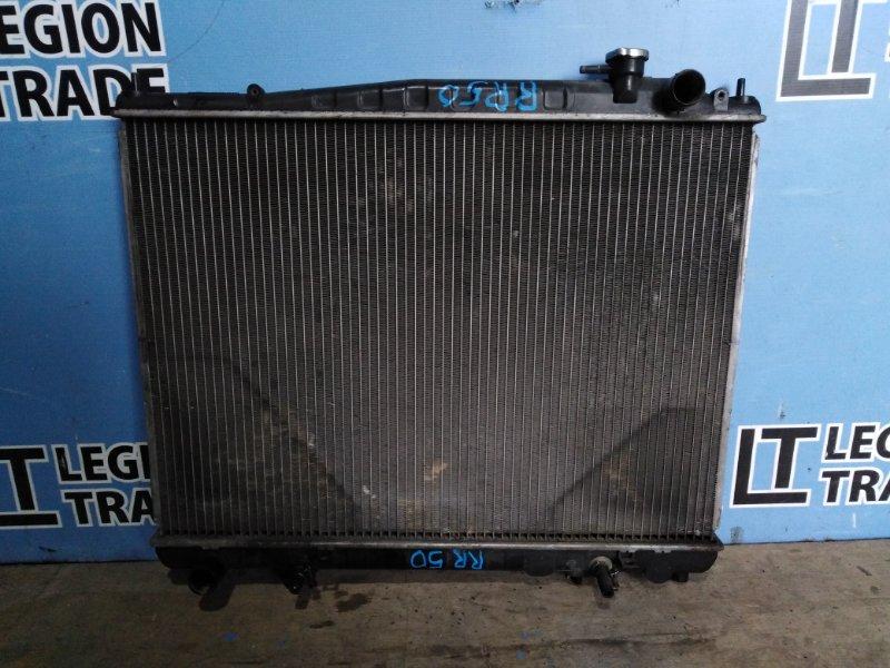 Радиатор основной Nissan Terrano RR50 QD32TI