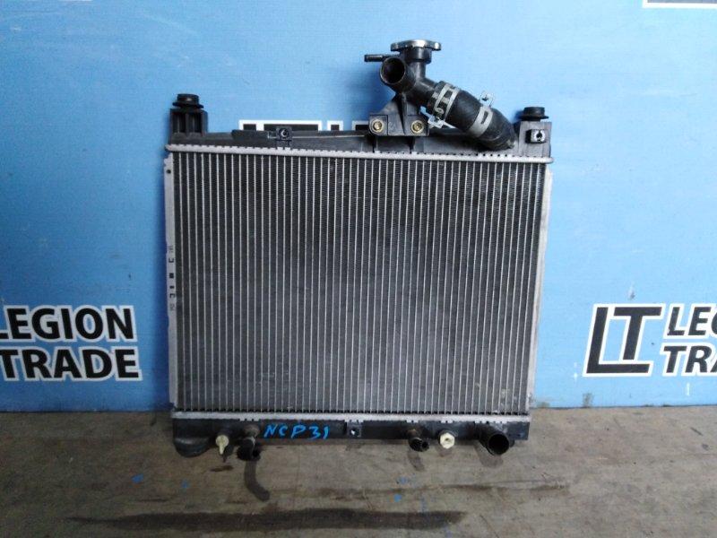 Радиатор основной Toyota Bb NCP31 1NZFE
