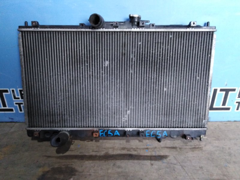 Радиатор основной Mitsubishi Legnum EC5A 6A13TT