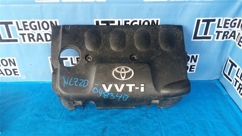 Крышка двс декоративная Toyota Raum NCZ20 1NZFE