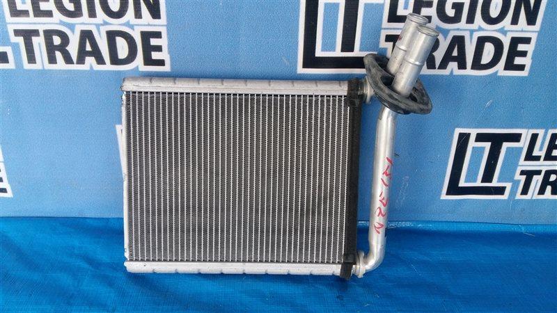 Радиатор печки Toyota Auris NZE151 1NZFE
