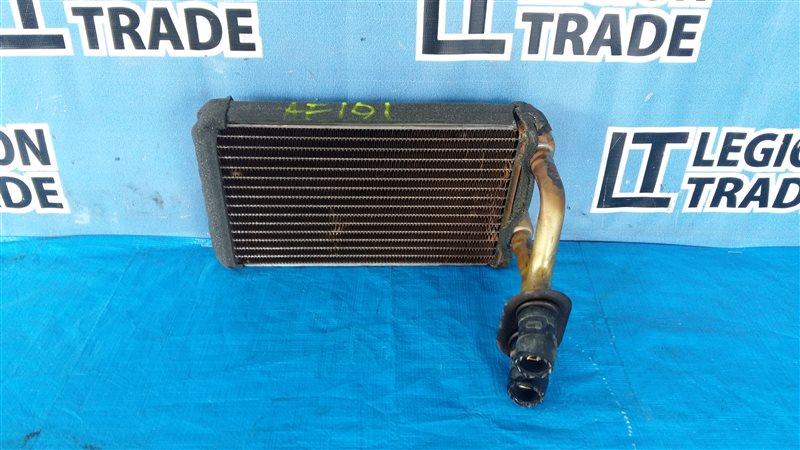 Радиатор печки Toyota Marino AE101 4AFE 1995.02