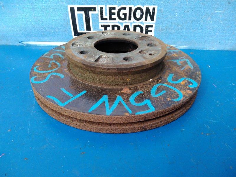 Тормозной диск Mazda Bongo Friendee SG5W J5 1999.04.23 передний