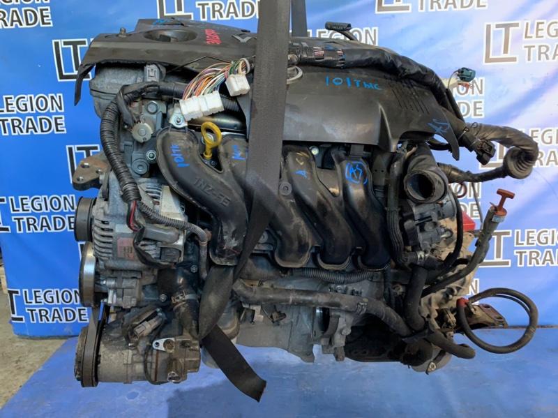 Двигатель Toyota Sienta NCP81 1NZFE