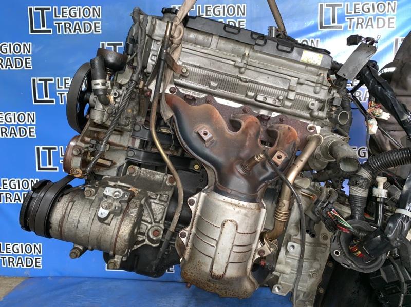 Двигатель Mitsubishi Chariot Grandis N84W 4G64 03.02.2003