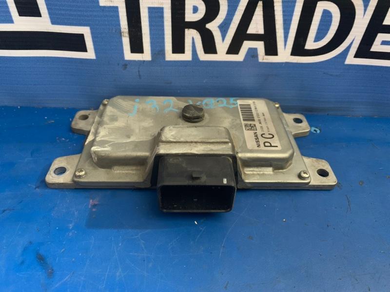Блок переключения кпп Nissan Teana J32 VQ25DE