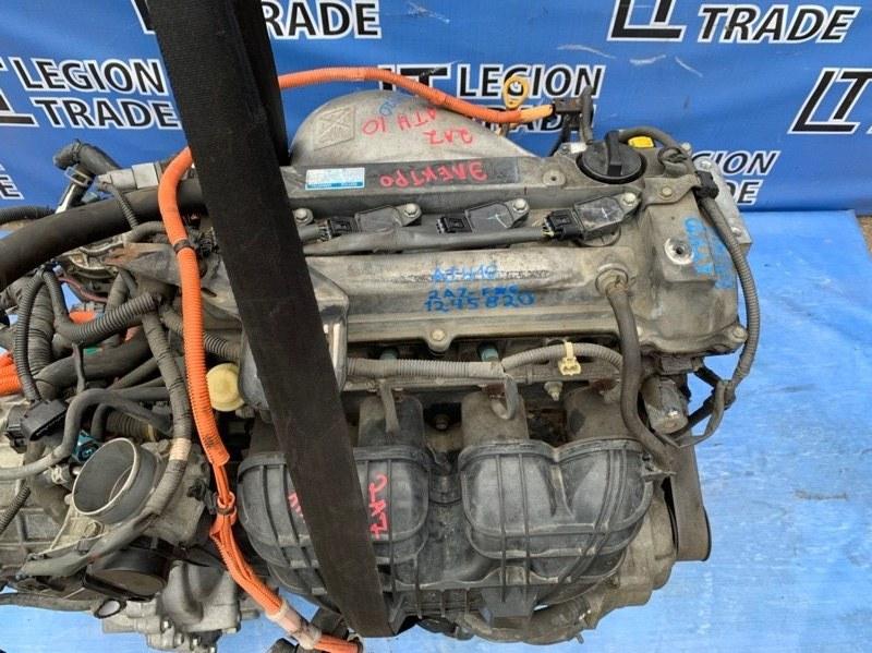 Двигатель Toyota Alphard Hybrid ATH10 2AZFXE