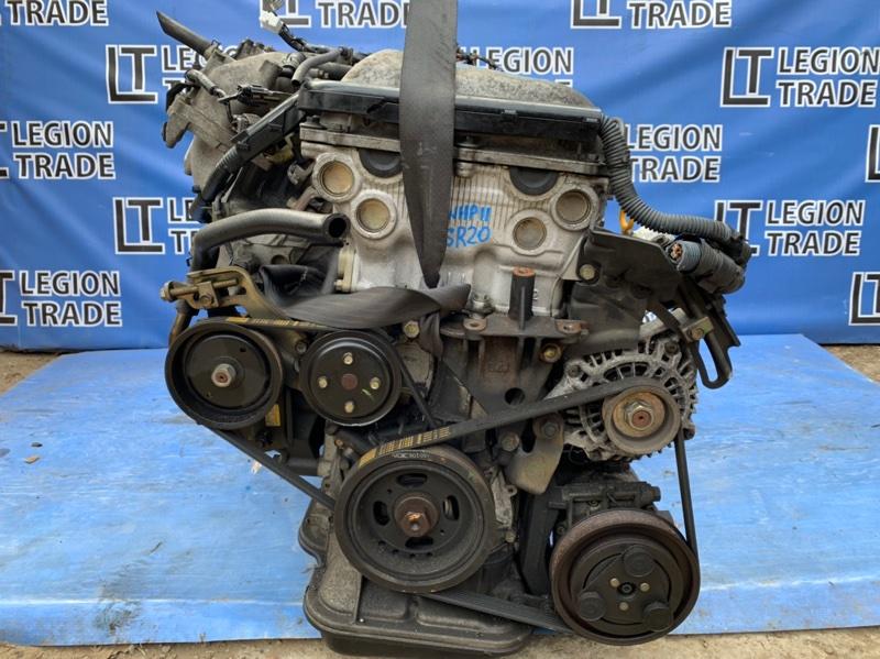 Двигатель Nissan Primera Camino WHP11 SR20DE 02.1999