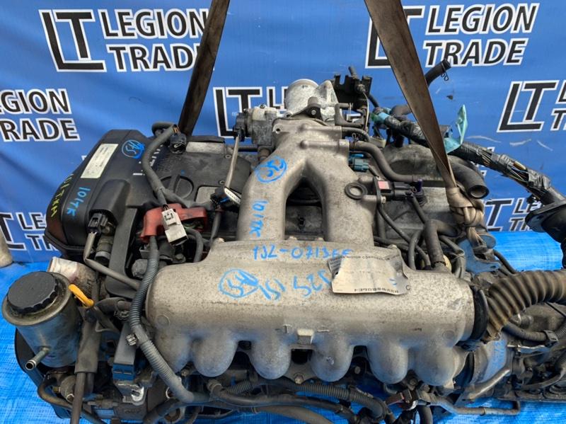 Двигатель Toyota Crown JZS151 1JZGE 1996.09
