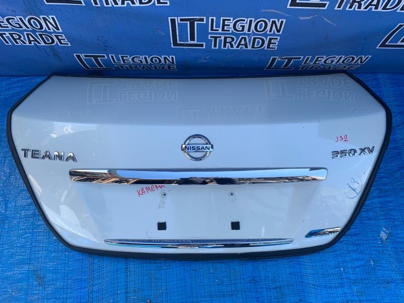 Крышка багажника Nissan Teana J32 VQ35DE