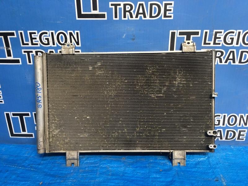 Радиатор кондиционера Toyota Crown GRS180 4GRFSE