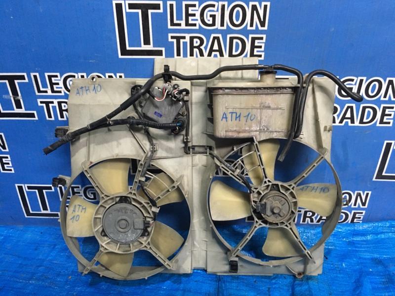 Диффузор радиатора Toyota Alphard Hybrid ATH10 2AZFXE