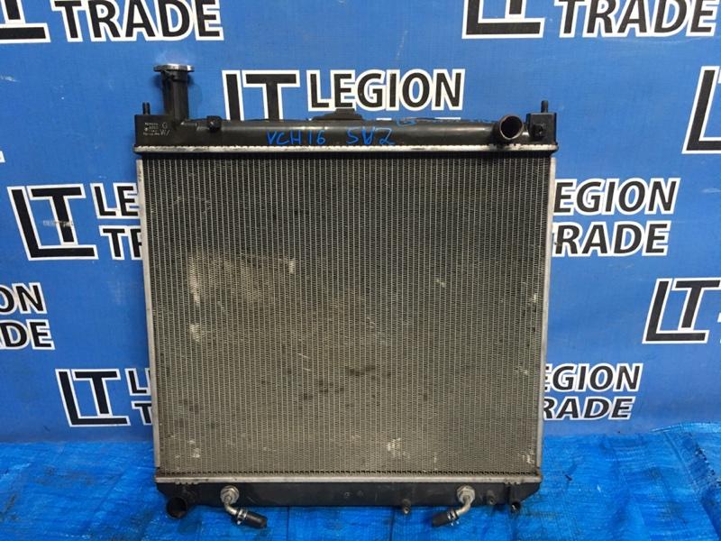 Радиатор основной Toyota Granvia VCH16 5VZ