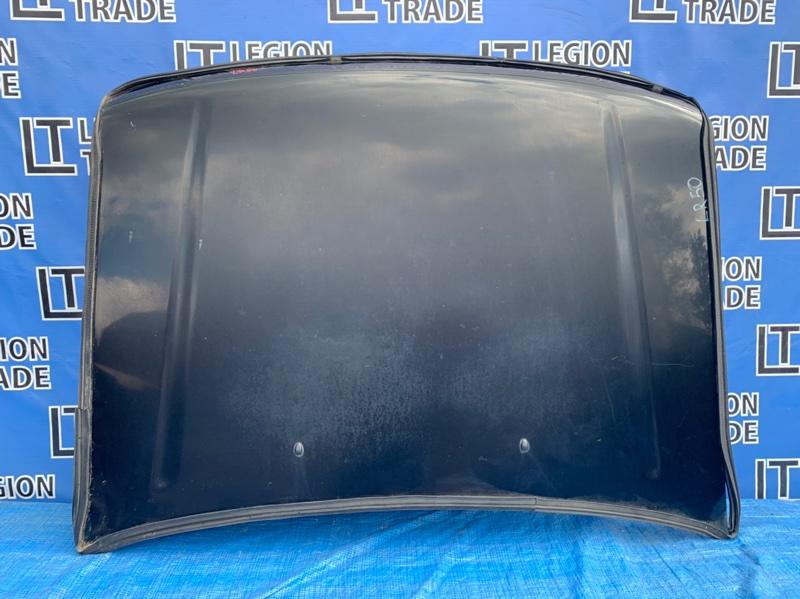 Капот Nissan Terrano LR50 VG33E 02.1998