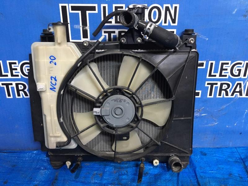 Радиатор основной Toyota Raum NCZ20 `1NZFE