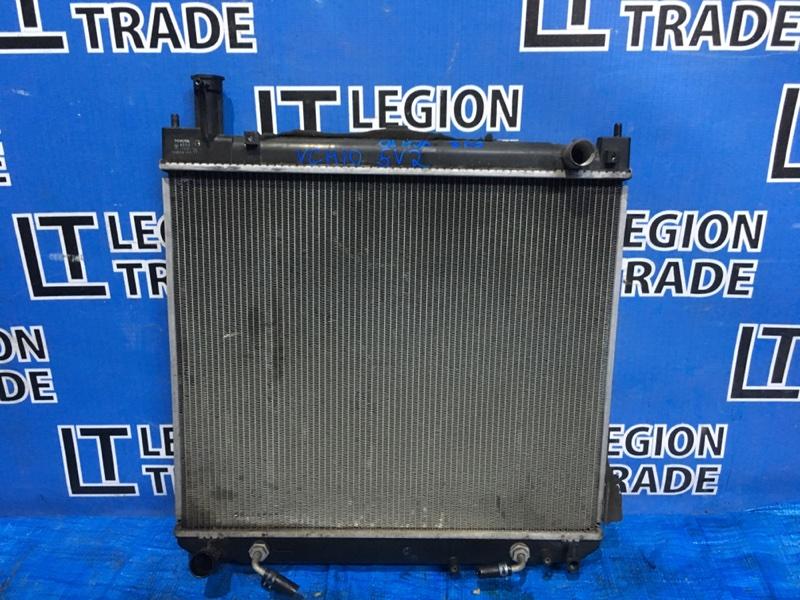 Радиатор основной Toyota Granvia VCH10 5VZ