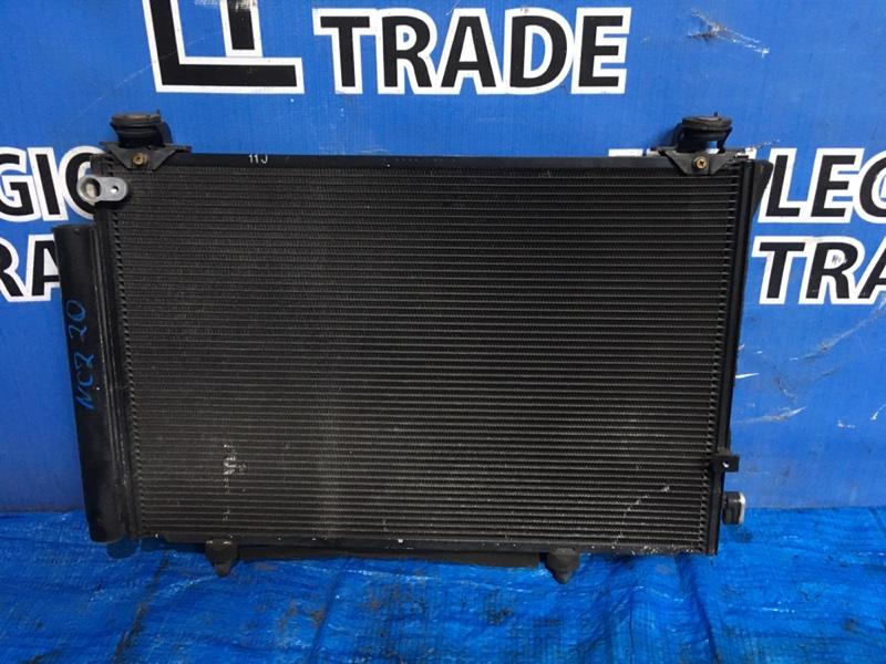 Радиатор кондиционера Toyota Raum NCZ20