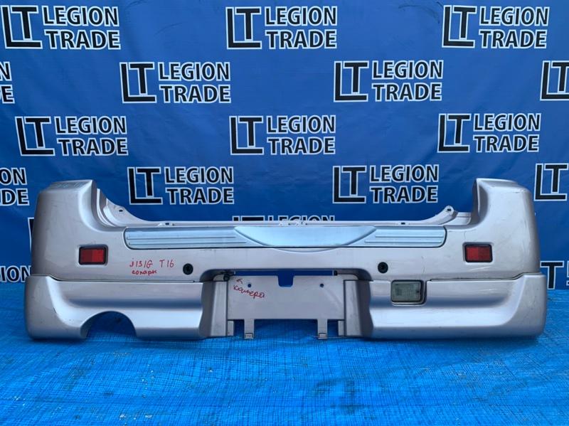 Бампер Daihatsu Terios Kid J131G задний