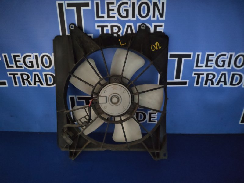 Диффузор радиатора Honda Accord CU2 K24A левый